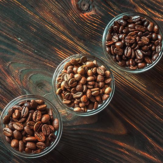 Ποικιλίες καφέ